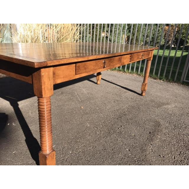 Traditional Rose Tarlow Tuscany Table/Desk For Sale - Image 3 of 7