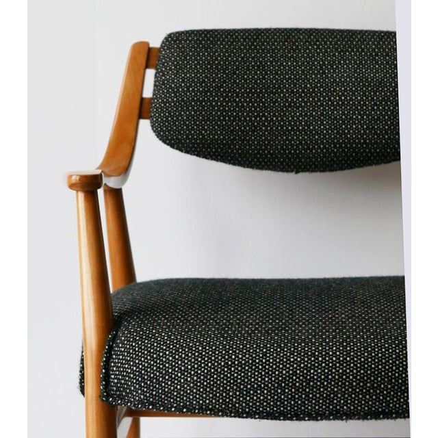 Pair of Scandinavian Designed Chairs For Sale - Image 4 of 7