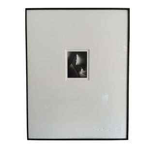 """1920s """"Triangles"""" Figurative Nude Photograph by Imogen Cunningham, Framed For Sale"""