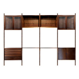 Royal System Wall Unit by Poul Cadovius For Sale