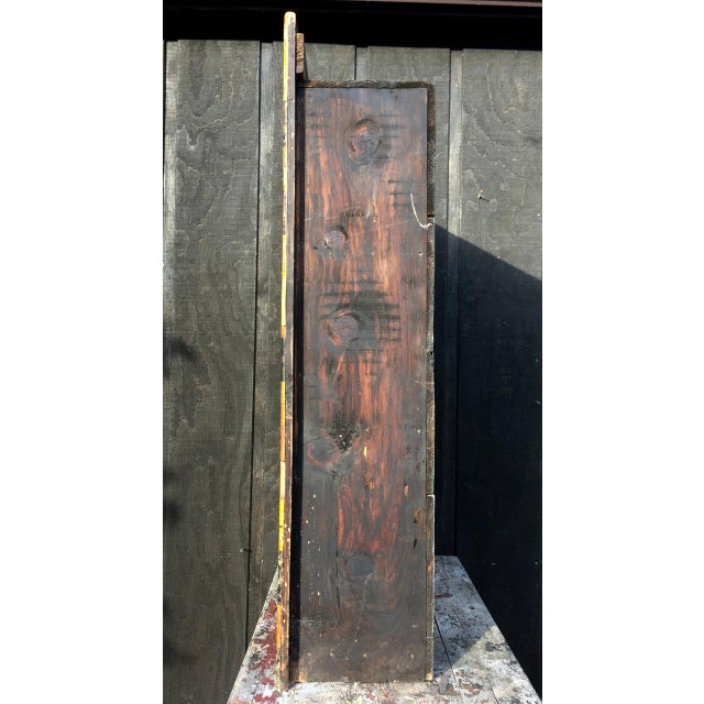 Antique Punjab Dowry Cupboard-Cabinet - Image 4 of 11
