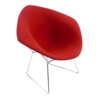Mid-Century Modern Chair Designed by Harry Bertoia for Knoll For Sale