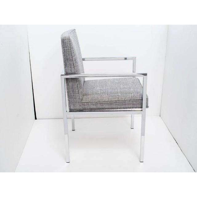 Milo Baughman Mid-Century Modern Desk Chair For Sale - Image 10 of 10