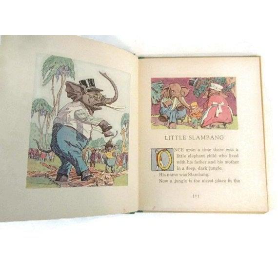 """Little Slam Bang"" 1928 Volland Books - Image 4 of 5"