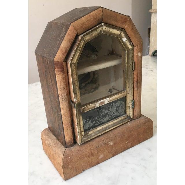 Handmade Wooden Showcase Display Cabinet - Image 4 of 6