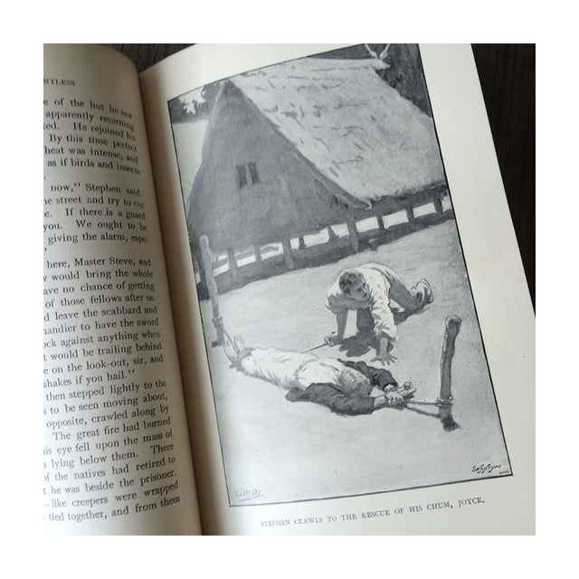 1900's Adventure Novels by G.A. Henty - Pair - Image 7 of 7