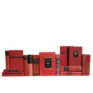 Crimson World Classics Book Set For Sale