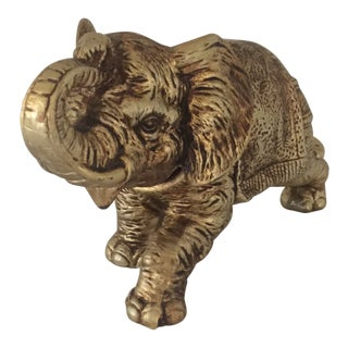 Vintage Elephant Bobble Head - 1950's by Lenwile Ardalt For Sale