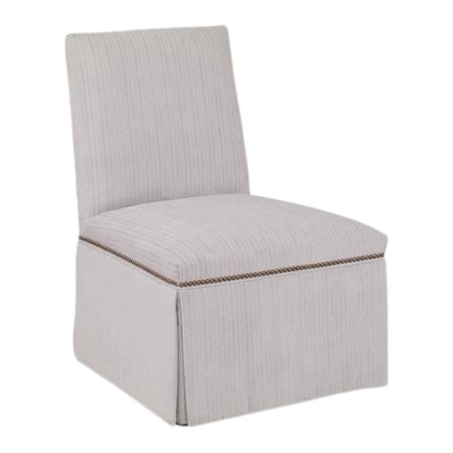 Mary McDonald for Chaddock Ella Slipper Chair For Sale