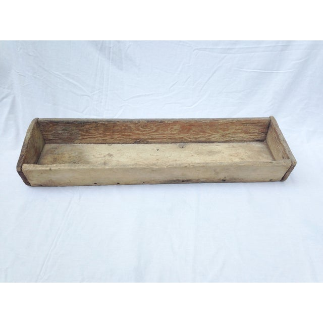 Rustic French Wood Trough - Image 2 of 6