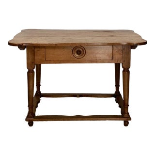 Ash Center Table, Russia Circa 1820 For Sale
