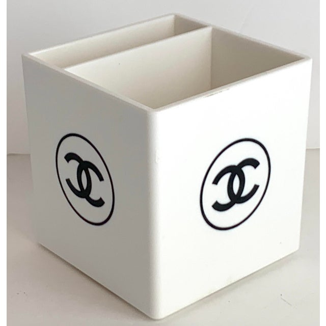 Chanel Chanel Store Display Make Up Brush /Pen Holder For Sale - Image 4 of 6