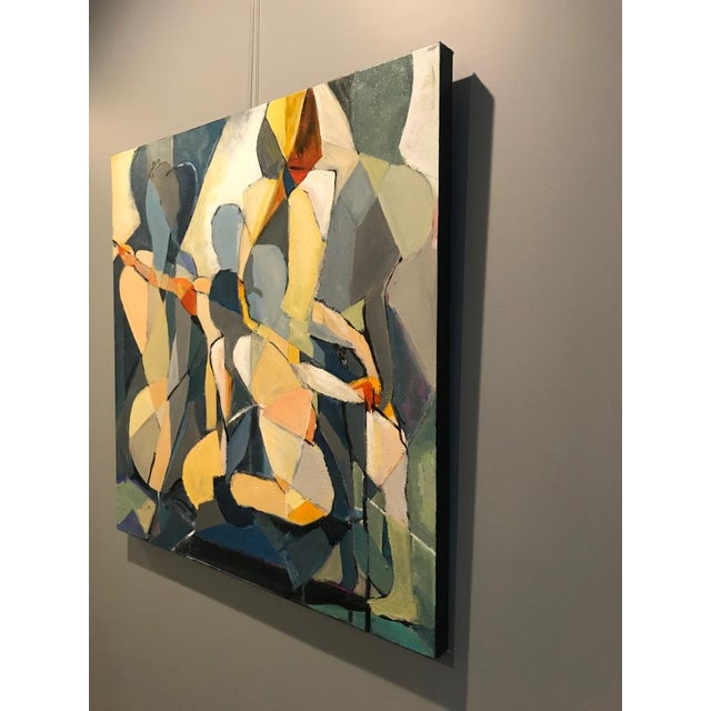 Abstract Where Are They? Contemporary Painting For Sale - Image 3 of 5