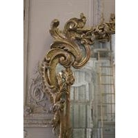 20th Century Giltwood French Mirror For Sale - Image 5 of 6