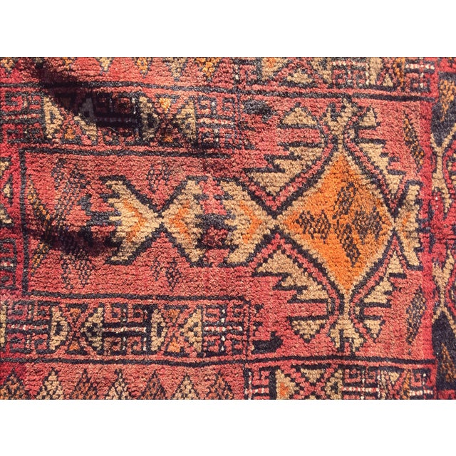 "Baluchi Persian Rug, 2'5"" x 3'7"" - Image 7 of 8"
