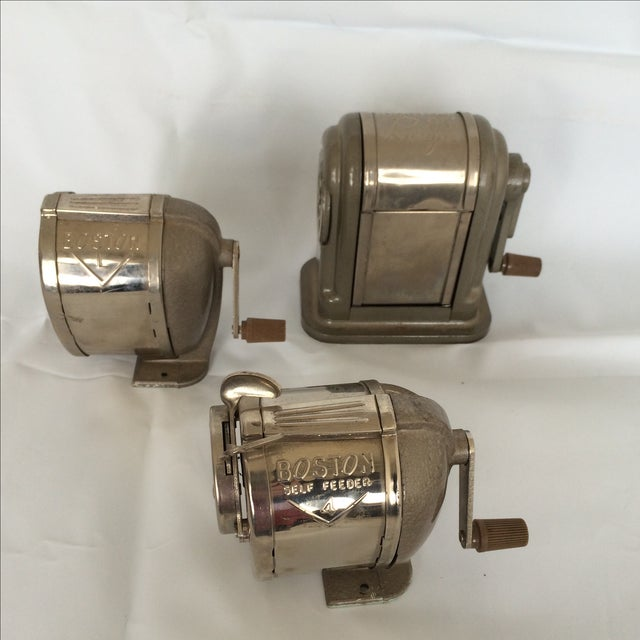 Vintage Pencil Sharpeners - Set of 3 - Image 2 of 5