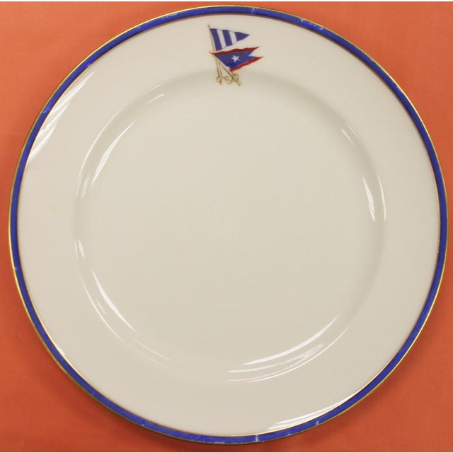1930s Private Yacht Lenox China Service - Set of 11 - Image 4 of 7