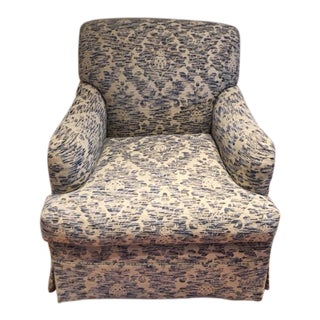 Emanuel Upholstered Swivel Club Chair