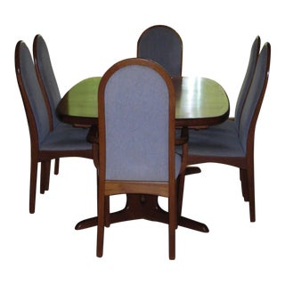 Svegards Markaryd Dining Set - Set of 7