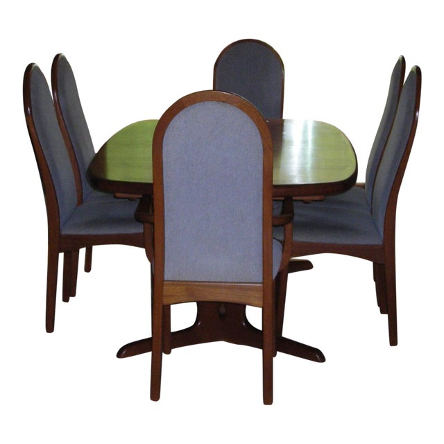 Svegards Markaryd Dining Set - Set of 7 For Sale