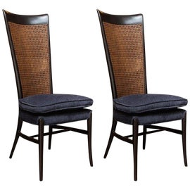 Image of Ebony Accent Chairs