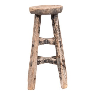19th Century Chinese Double Ten Round Stool For Sale