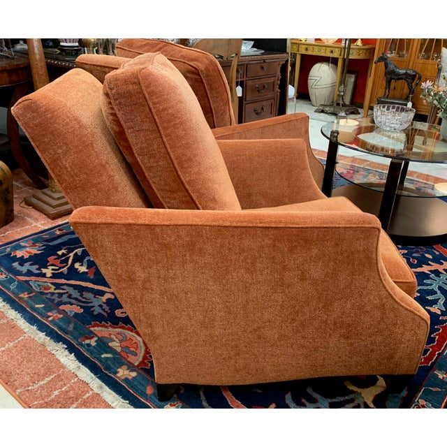 Donghea Club Chairs - a Pair For Sale In Tampa - Image 6 of 12