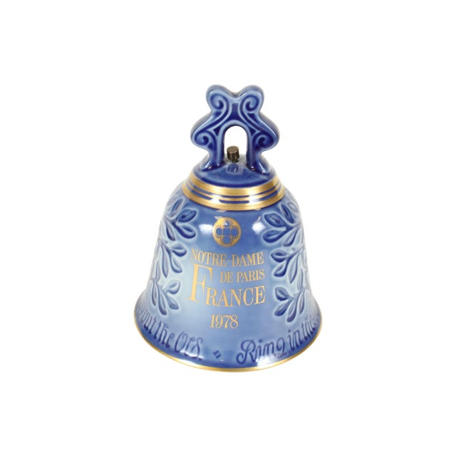 Bing & Grondahl Paris 1978 Annual Porcelain Bell - Image 1 of 4