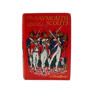 Antique 1913 'The Baymouth Scouts' Book