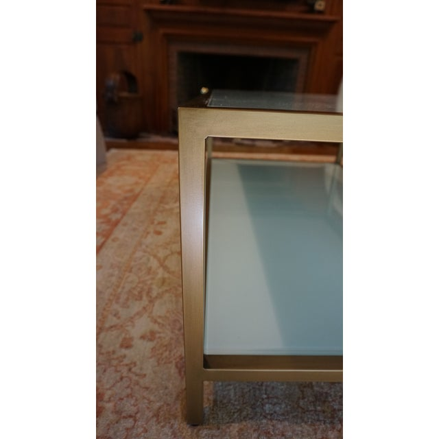 Contemporary Suzanne Kasler Coffee Table For Sale In Boston - Image 6 of 8
