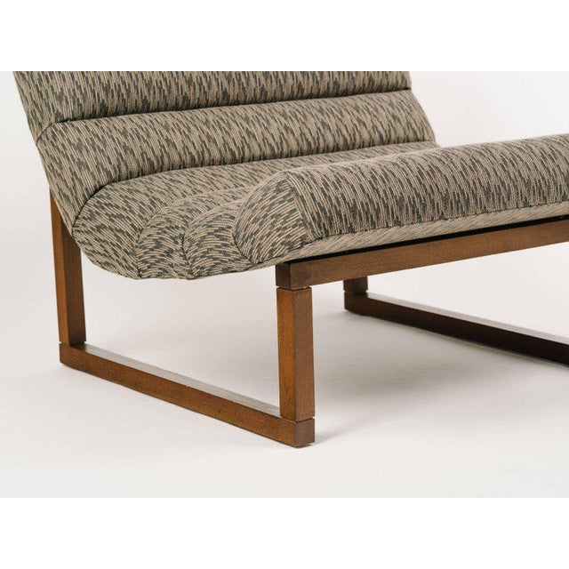 1960s Pair of Mid Century Modern Scoop Lounge Chairs by Milo Baughman For Sale - Image 5 of 12
