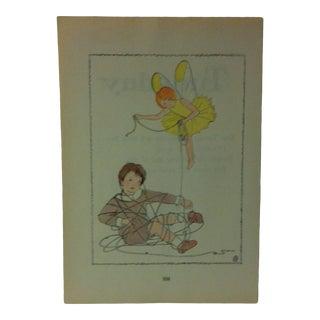 "1927 ""The Day of Tyr"" Across the Rainbow Bridge Print For Sale"