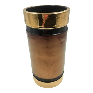 1960s Vintage Rosenthal Netter Bitossi Italian Vase For Sale