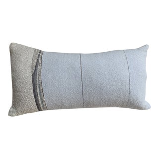 Featured in The 2020 San Francisco Decorator Showcase — Mohair Accent Pillow For Sale