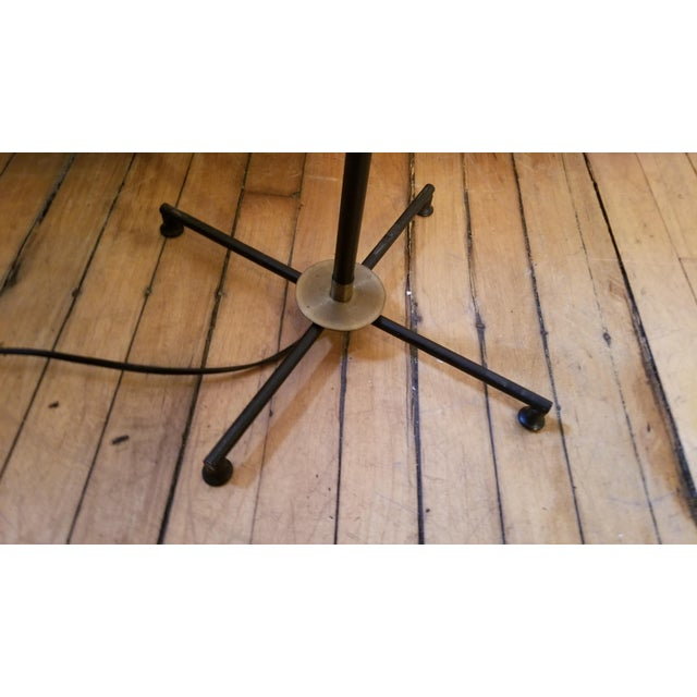 French Mid-Century Modern Floor Lamp For Sale - Image 4 of 8