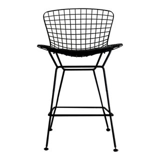Advanced Interior Designs Bertoia Wire Counter Stool For Sale