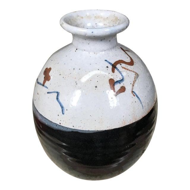 Vintage Handmade Pottery Vase - Image 1 of 3