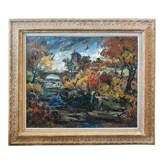 Landscape Oil Painting For Sale