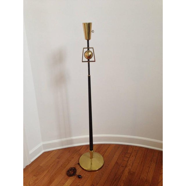 Mid-Century Modern Floor Lamp - Image 3 of 8