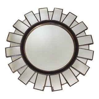 Starburst Gold Bronze Wall Mirror