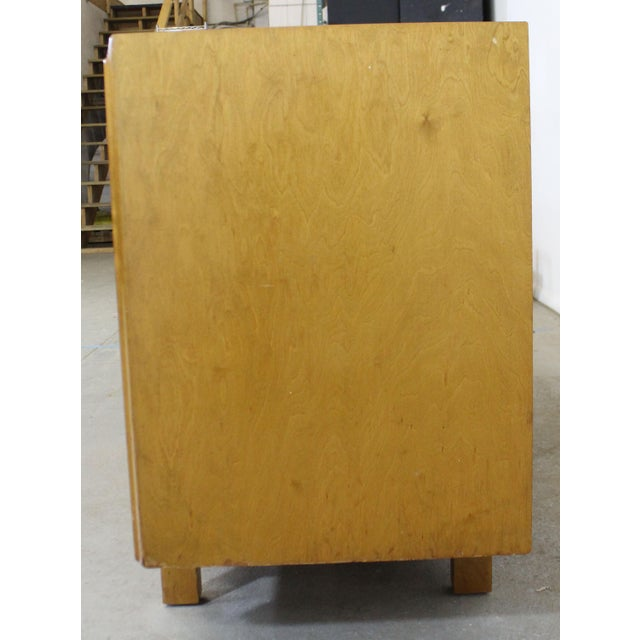 Edmond J. Spence Mid-Century Danish Modern Edmond Spence Credenza Dresser For Sale - Image 4 of 13