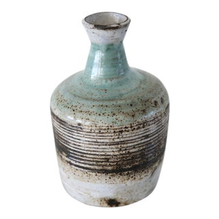 French Mid-Century Modern Ceramic Jug For Sale