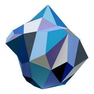 21st Century Blue Diamond Sculpture by Sassoon Kosian For Sale