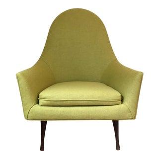 1960s Vintage Paul McCobb for Widdicomb Highback Chair For Sale
