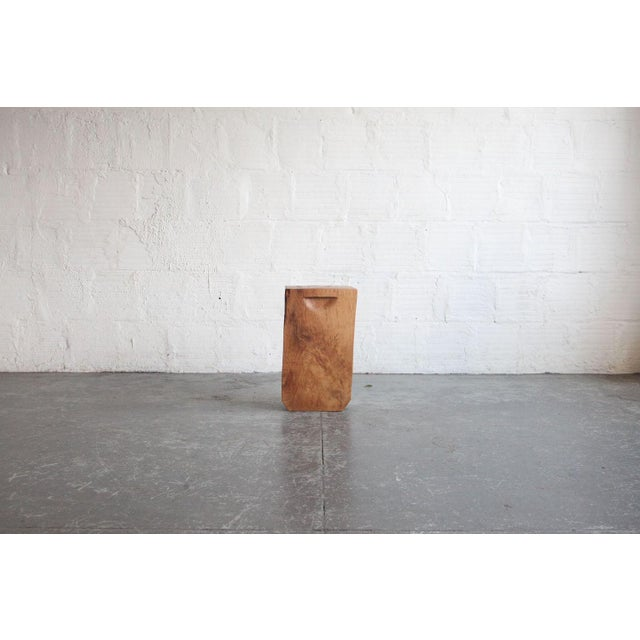 Contemporary Contemporary Vince Skelly Rectangular Wood Sculpture For Sale - Image 3 of 5