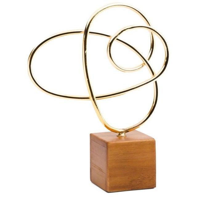 Metal Modern Art Sculpture - Image 2 of 4