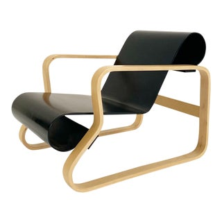 "Alvar Aalto Armchair 41 ""Paimio"" Lounge Chair For Sale"