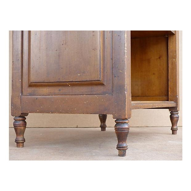 Vintage Adjustable Maple Wood Podium For Sale In Miami - Image 6 of 11