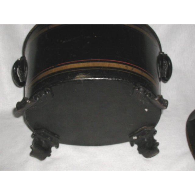 Early 19th Century French Coal Hod For Sale - Image 9 of 11