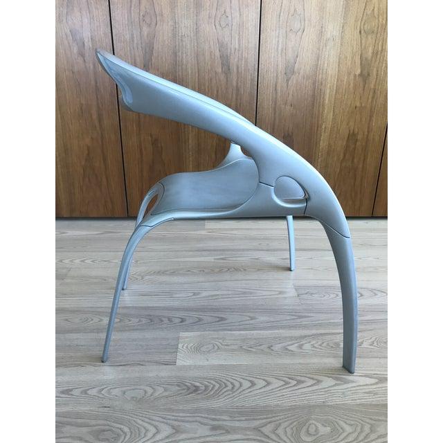 Bernhardt Ross Lovegrove for Bernhardt Design Go Chair For Sale - Image 4 of 11